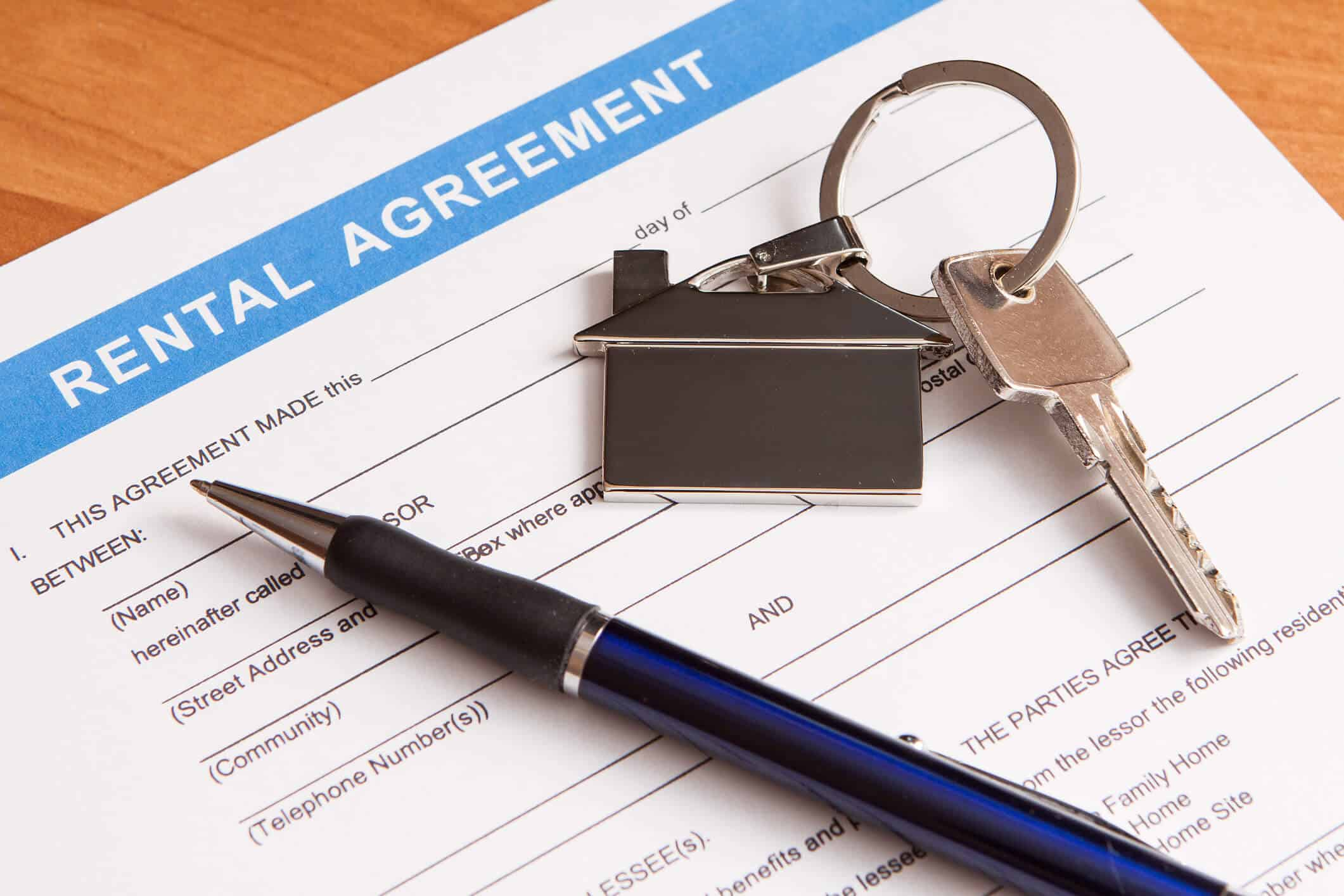 rental agreement for salt lake city cosigning tenants