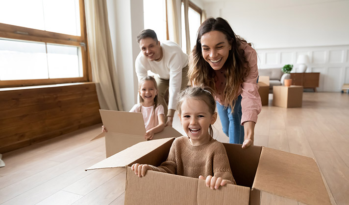 Quality Tenants That want to stay long-term